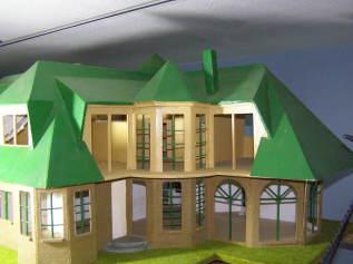 Traumvilla als bauteilaktivierte Hybrid-Gebäudegeneration
